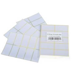 Etikett címke 50x25 mm 60 db/csomag