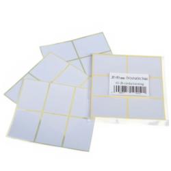 Etikett címke 50x35 mm 60 db/csomag