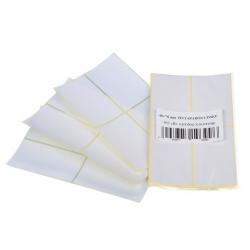 Etikett címke 70x40 mm 60 db/csomag