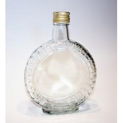 Kulacs 0,35 literes lapos üveg palack