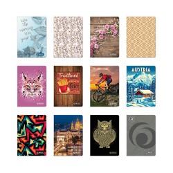 Bankkártyatartó Herlitz 18 kártya