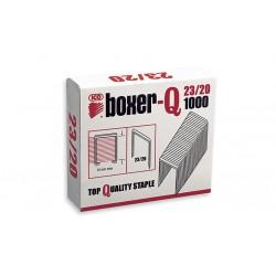 Tűzőkapocs Boxer-Q 23/20 1000 db/doboz