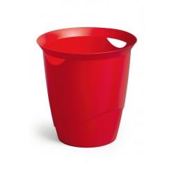 Papírkosár Durable Trend 16l piros